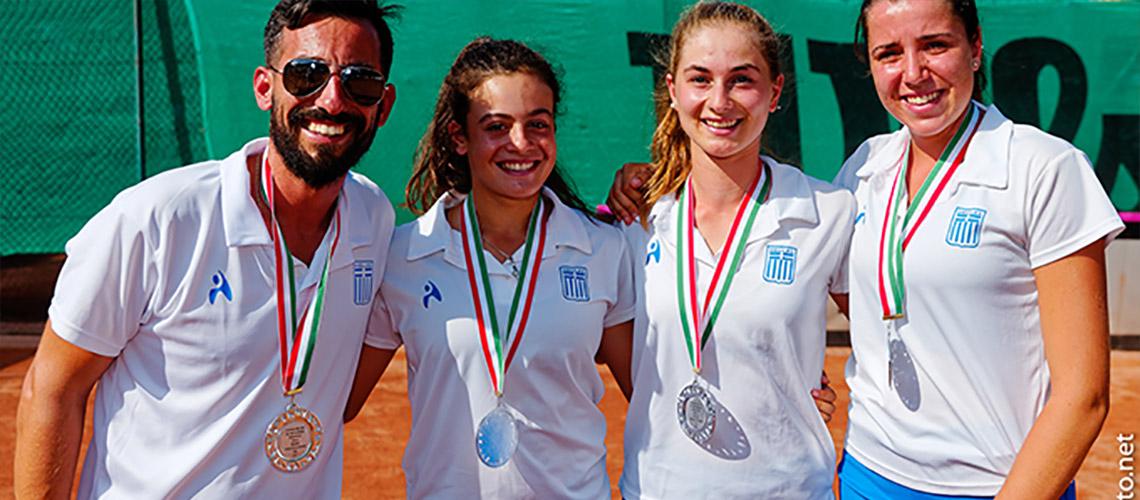 7η Θέση στην Ευρώπη - Εθνική Ομάδα European Summer Cups 2017 Κορίτσια U16