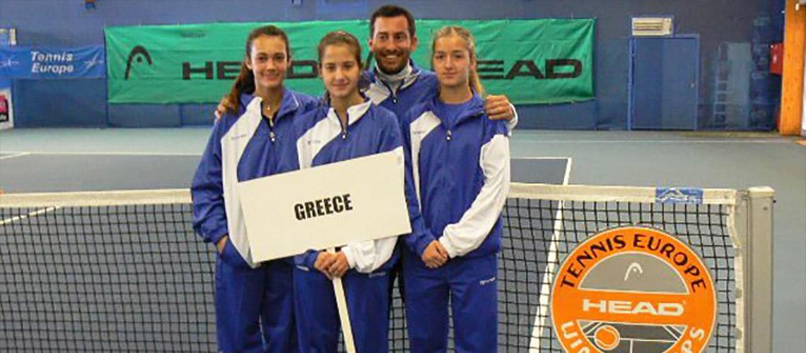 Πανευρωπαϊκό 2012 U16 Παπαϊωάννου Εύα